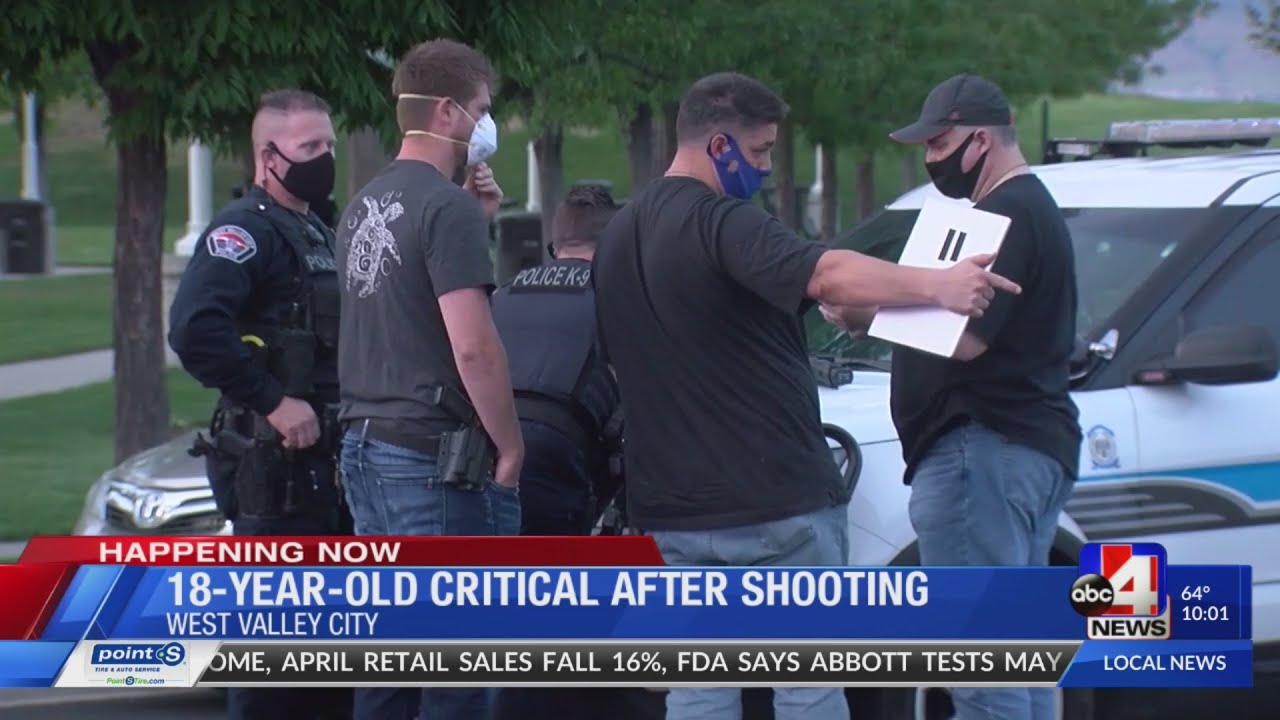 Deadly West Valley City Shooting