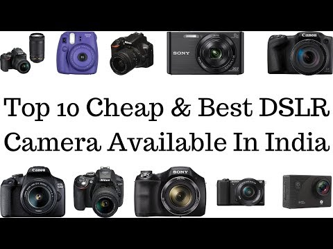 top-10-cheap-&-best-dslr-camera-available-in-india-#dslr-#camera-#best-#videoshoot