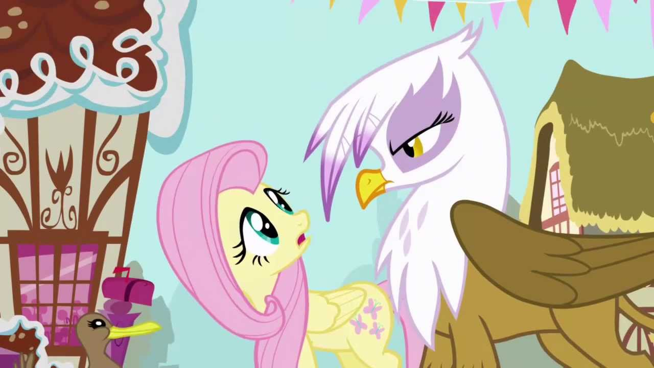 ... Episode 5: American Gilda Makes Japanese Fluttershy Cry - YouTube