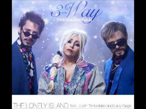 the lonely island ft lady gaga and justin timberlake - 3 way lyrics new