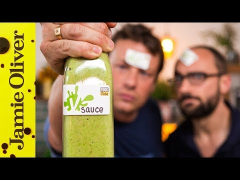 VSauce Sauce   Jamie Oliver & Michael Stevens