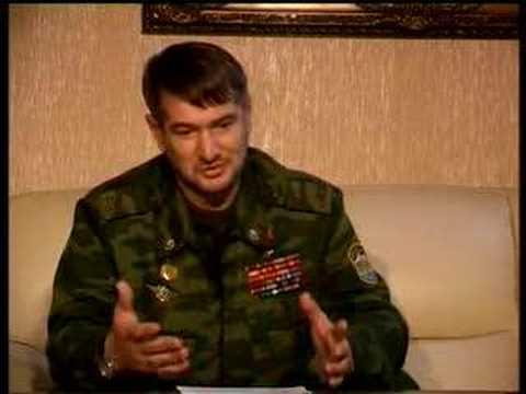 Сулим Ямадаев. Интервью.