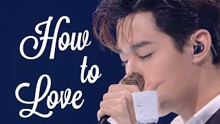 [FULL] 'How to Love' Live Performance with loop station - Henry Lau 劉憲華 헨리[prolonged version]