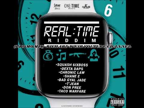 REALTIME RIDDIM (Mix-Mar 2019) ONE TIME MUSIC