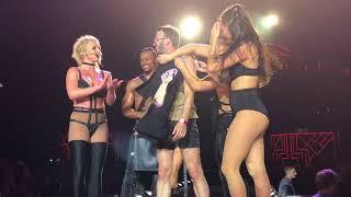 14 Freakshow, Do Somethin' - Britney Spears Piece Of Me Tour Berlin August 6, 2018 (4K UHD)