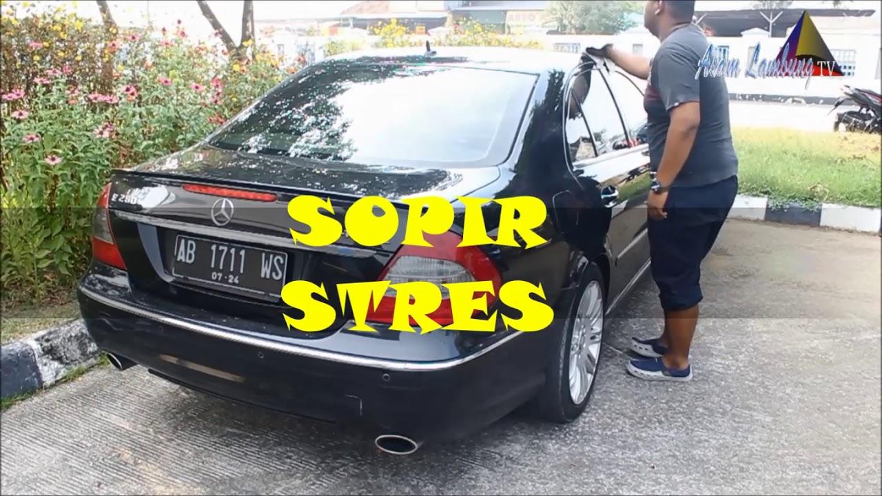 Sopir Stres