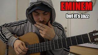 EMINEM - but it's JAZZ (Without Me)