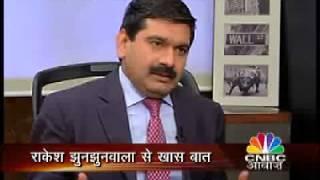 In Conversation With Rakesh Jhunjhunwala | Awaaz Special | CNBC Awaaz