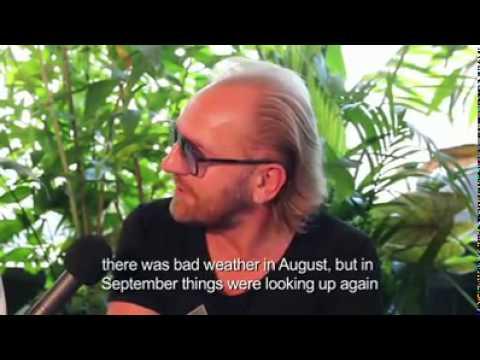Green & Blue 2010: Sven Väth Interview
