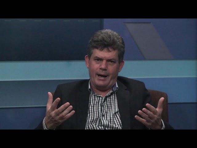 Duílio de Castro Prefeito de Sete Lagoas no Programa Santiago Entrevista