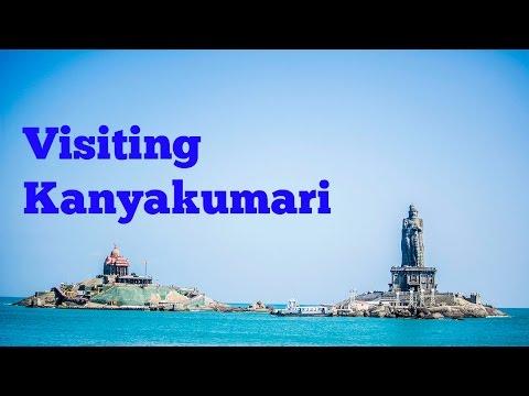 Visiting Kanyakumari   Vivekananda Rock   Shopping   Watching Sunset