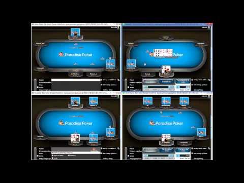 Paradise Poker Vlog No.12