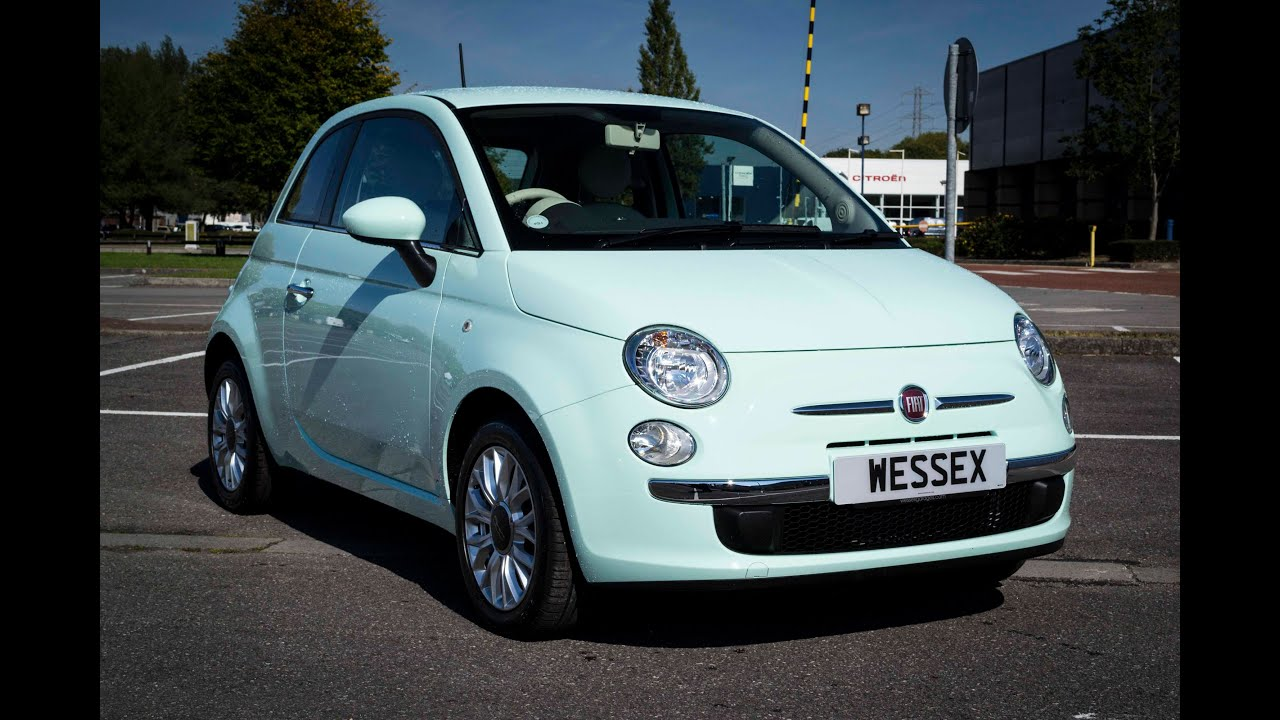 Wessex garages newport pre registered fiat 500 pop star for Garage fiat 94