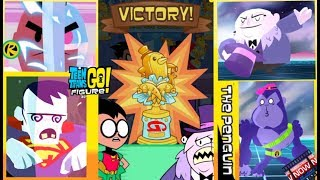 Teen Titans Go: Teeny Titans 2 - He's Collecting Cups