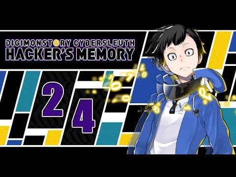 Let's Play Digimon Story Cyber Sleuth: Hacker's Memory [Blind] - #24 - Eine echte Feinschmeckerin