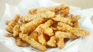 Resep Stik Tempe Crispy Enak Dan Sederhana
