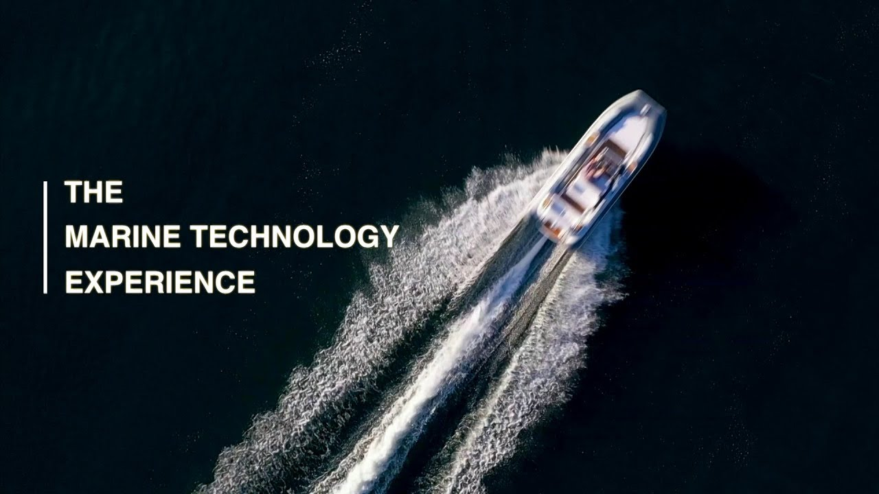 THE MARINE TECHNOLOGY EXPERIENCE Proven by Progress