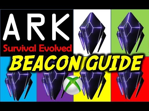 Ark survival evolved xbox one beacons guidetutorial all beacons ark survival evolved xbox one beacons guidetutorial all beacons explained malvernweather Gallery