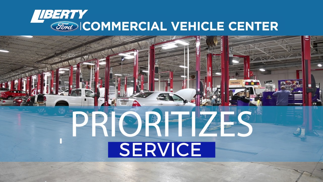 Liberty Ford Solon >> Liberty Ford Commercial Vehicle Center New Ford Dealership In