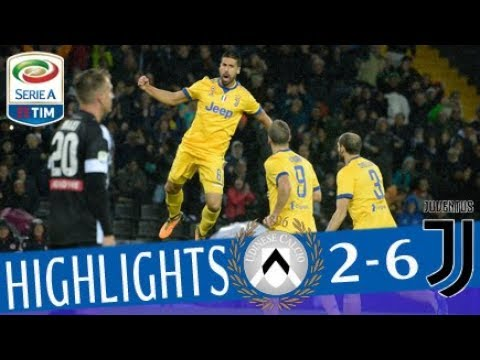 Udinese - Juventus 2-6 - Highlights - Giornata 9 - Serie A TIM 2017/18