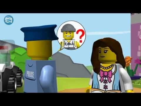 เลโก้ จูเนียร์ EP 4 ตอน เลโก้ตำรวจกับเลโก้เจ้าหญิง