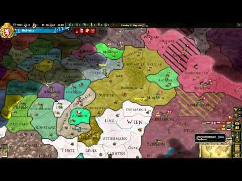 Europa Univeralis 3 - Co-LP with Asmodeus, Part 2 - Expansions & Crotia!