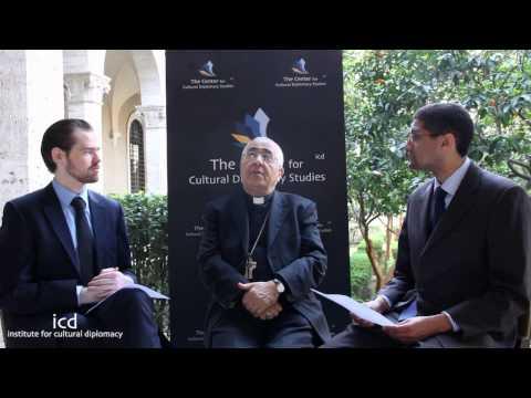 Maroun Laham, Patriarchal Vicar for Jordan of the Latin Patriarchate of Jerusalem