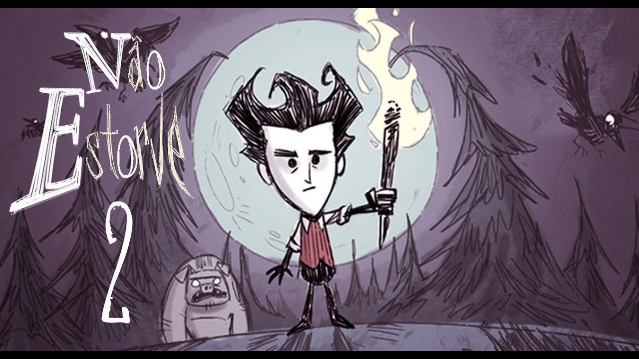 a3da1cf968 Don t Starve - Não Estorve 2 - Gameplay Comentado. Critical Hits