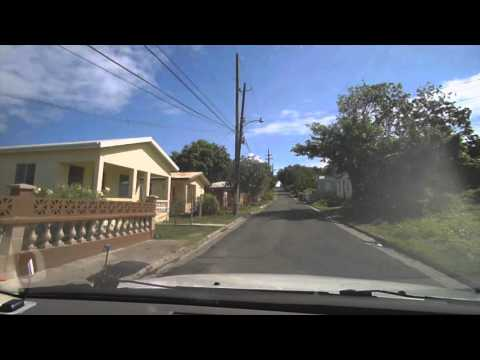 Driving In Antigua | Drive Chat : Series One Episode One (Pilot)