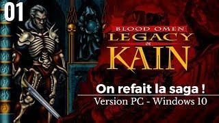 Legacy of Kain : Blood Omen - Je refais la saga ! - 01