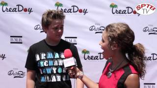 Actor Joey Digiovani talks BeautyNCarpet