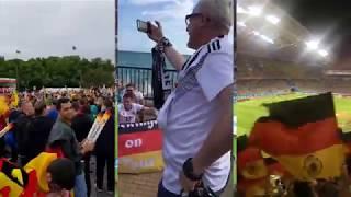 Deutsche Fans World Cup 2018 Russia Sochi