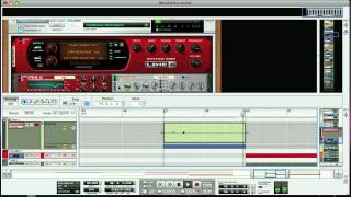 Propellerheads Record Tutorial - Using Track and Mixer Automation Effectively