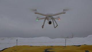 видео Обзор квадрокоптера Walkera Aibao 4k fpv: характеристики, режимы