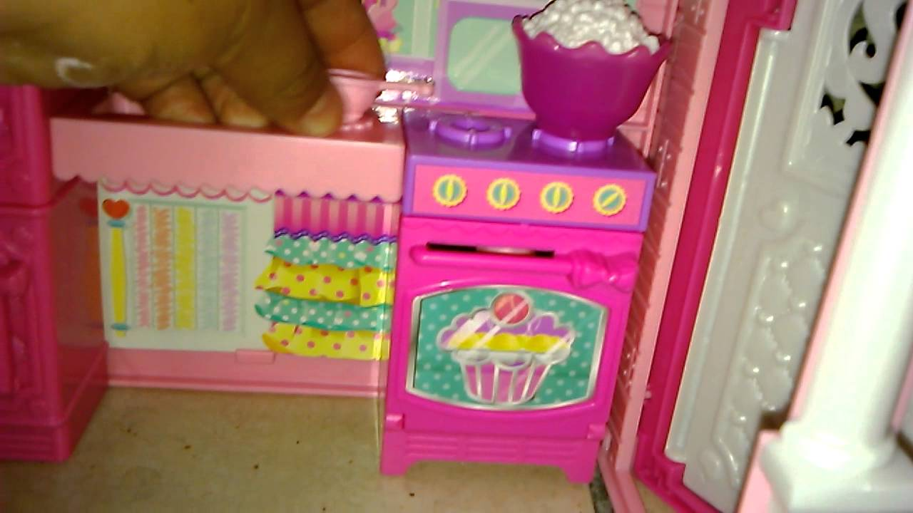 Mi casa de chelsea barbie youtube - Casa de barbie ...