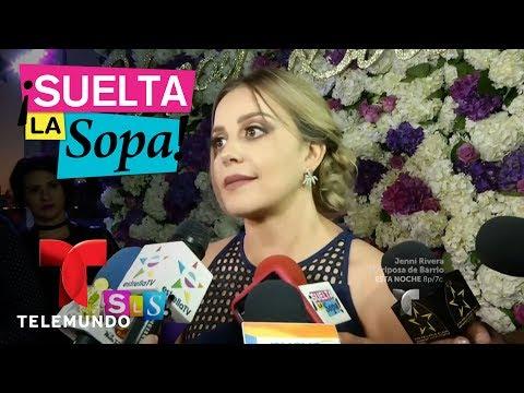 Rosie Rivera habló sobre ruptura entre Chiquis y Lorenzo Méndez   Suelta La Sopa   Entretenimiento