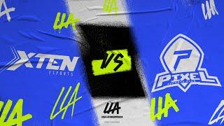 XTN vs PIX - LLA Clausura 2020 S7D2P1