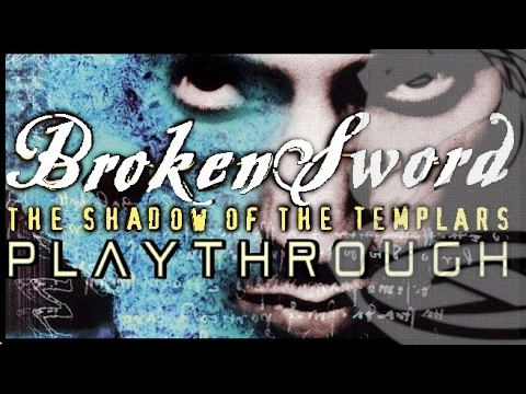 Broken Sword: The Shadow of the Templars (HD PC) Part 1