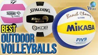 8 Best Outdoor Volleyballs 2017