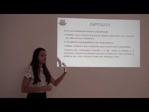 APRESENTAÇÃO TCC: MARINILZA SILVA SANTOS, HISTÓRIA IPUPIARA BAHIA UNEB