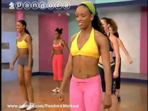 32 Minutes Dance Aerobic Workout   Fat Burning Ab Attack At Home