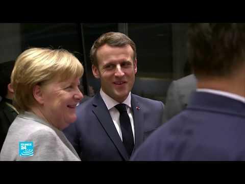 ألمانيا تتولى الرئاسة الدورية للاتحاد الأوروبي والرهان: كورونا والاقتصاد وبريكسيت والهجرة  - نشر قبل 19 ساعة