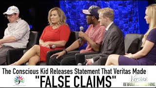 """The Conscious Kid Releases Statement That Veritas Made """"FALSE CLAIMS"""" - Hasbro Insider responds!"""