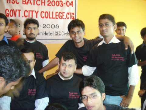 Chittagong City College '05 reunion
