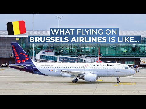 TRIPREPORT | Brussels (Light&Relax, ECONOMY)  | Vienna - Brussels | Airbus A320