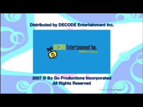 Decode Entertainment/Halifax (2007)