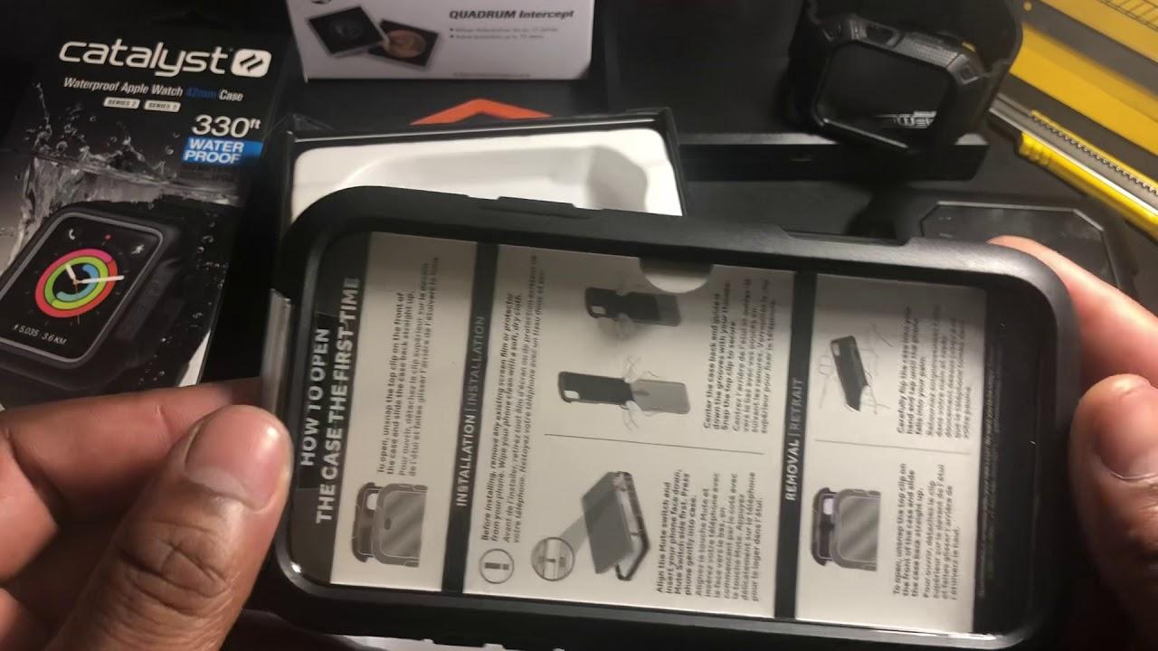 wholesale dealer 97e83 eab63 Griffin 5.11 survivor tactical iPhone X case