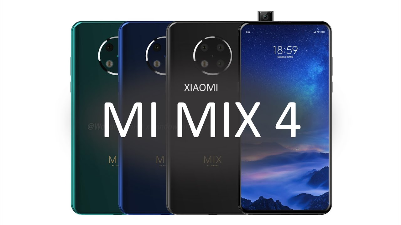 Image result for Xiaomi Mi Mix 4