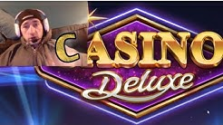 CASINO DELUXE VEGAS Slots, Poker & Card Games | Mobile Game Android / Ios Gameplay Youtube YT VIdeo