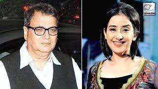 Did Subhash Ghai ASSAULT Manisha Koirala During Saudagar